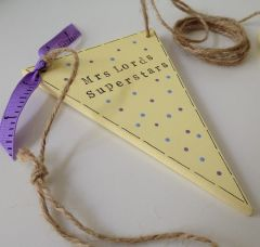 Bunting String & Pegs