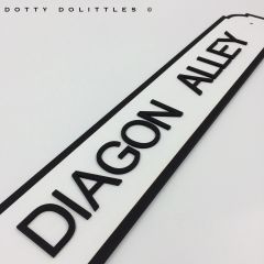 'Diagon Alley' Street Sign