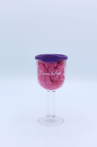 b49deb566 Dance Mom Wine glass