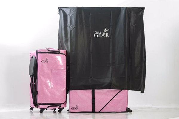 Glam R Gear Rolling Dance Bag Level Up Dance Supplies