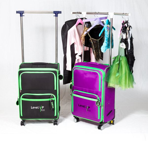 6be60d7f71 Rack Monsters Dance Bag with rack. The Ocho