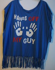 H2BN Ancient Ones Fringe Hands Off My Guy T-Shirt