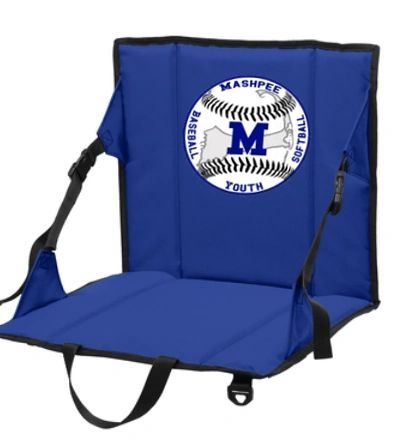 MASHPEE YOUTH BASEBALL STADIUM CHAIR