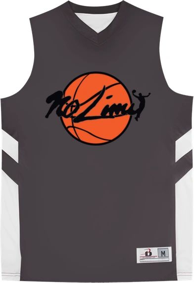 NO LIMIT BASKETBALL UNIFORM SET