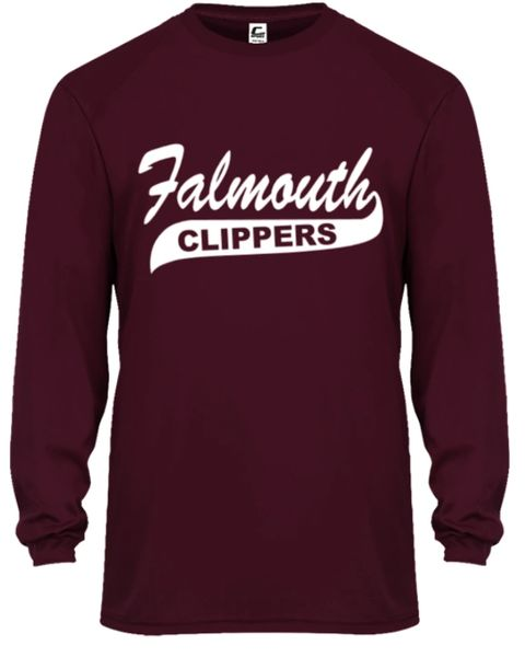 Famouth Clippers l/s tee