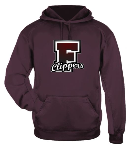 FALMOUTH CLIPPERS HOODIE