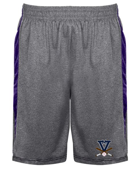 4310 Vineyard Heathered Short