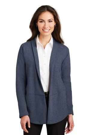 Ladies Heather Cardigan
