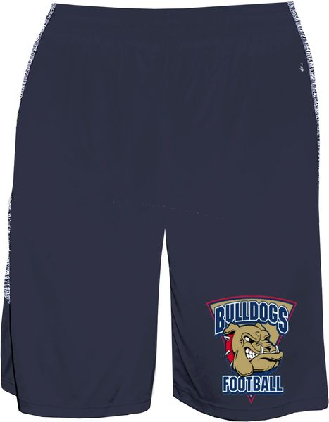 SANDWICH BULLDOGS BLENDED SHORT