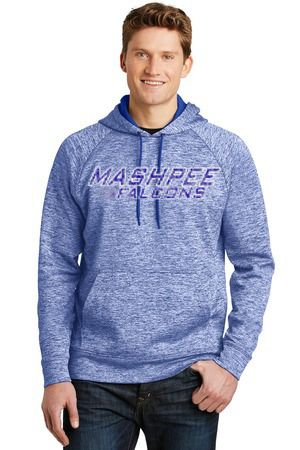 ST225/LST225 Electric Heather Hoodie