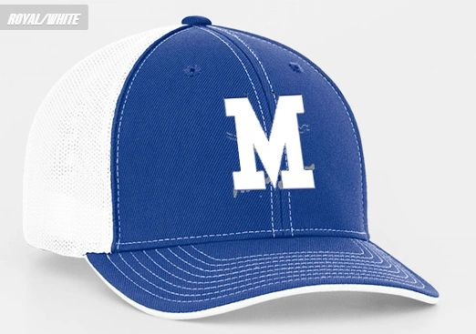 MASHPEE YOUTH BASEBALL PACIFIC MESH BACK HAT