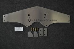 MOTORPLATE KIT, SMALL BLOCK FORD, STOCK TIMING COVER, WITHOUT FUEL, CENTERED