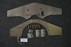 COMBO KIT_SMALL BLOCK FORD, STOCK TIMING COVER, WITH FUEL, CENTERED