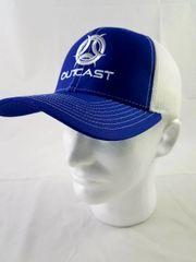 Outcast Trucker Royal Blue/ White