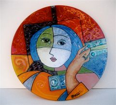 Lucilla - Glass (Sold)