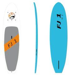 FJ1 Paddleboard - White / blue