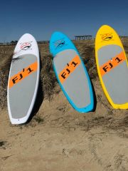 "The FJ1 10' 6"" Stand Up Paddleboard Package"
