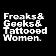 AL Freaks & Geeks Tank
