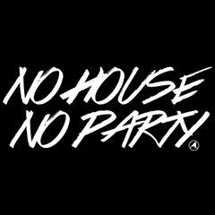 AL No House, No Party Shirt