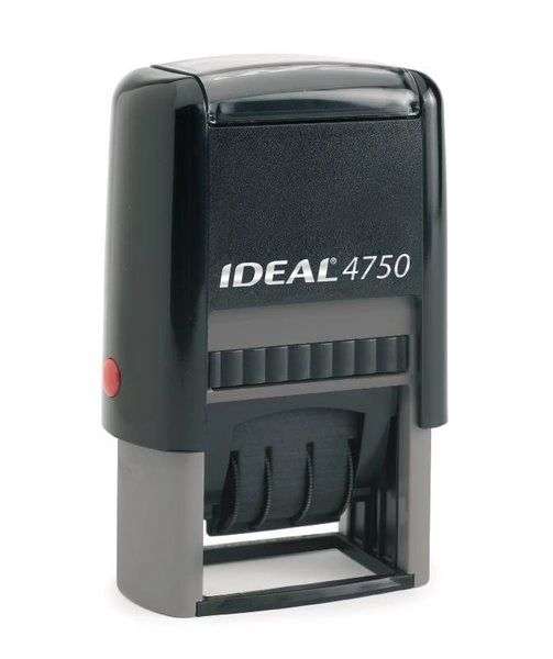 4750 Self Inking Date Stamp