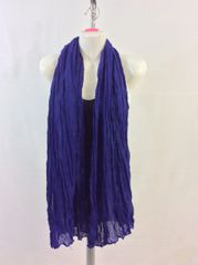 Fashionable Crinkle Wrap Scarves