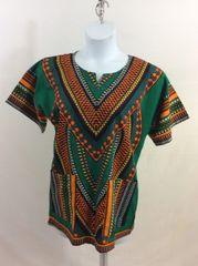 African Print Tradition Dashiki