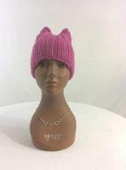Pink Vagina Knit Hat
