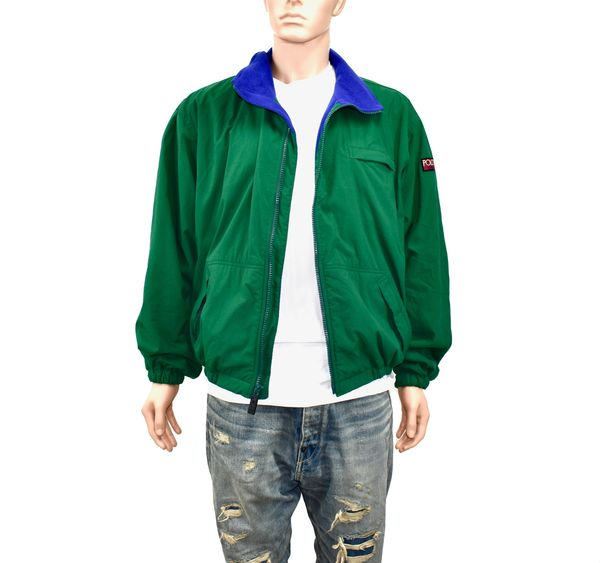 Polo Hi Tech Ralph Lauren Fleece Lined Jacket