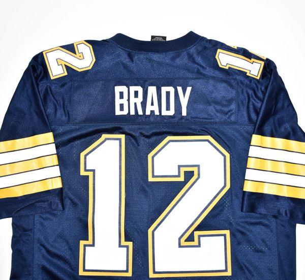 tom brady high school jersey