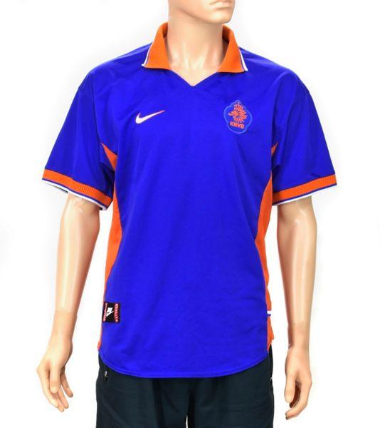 1997 Nike Dutch Netherlands KNVB Premier Soccer Jersey  d7de2eb8b