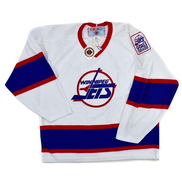 timeless design 90e35 53529 Winnipeg Jets Authentic CCM Hockey Jersey NEW w/ Tags