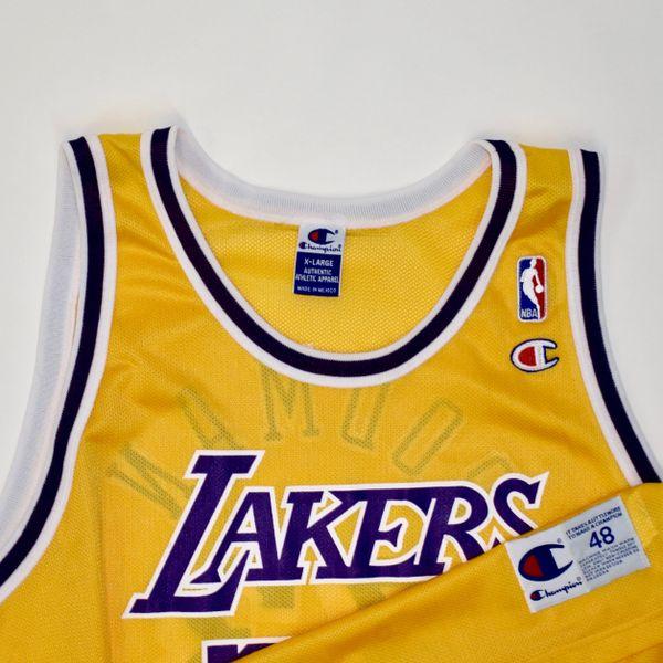 promo code 162f0 8cd91 Dennis Rodman LA Lakers Champion Jersey 48