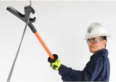 """SHOVEIT HAND SAFETY TOOL - NON-CONDUCTIVE 90"""" - FREE US SHIPPING"""