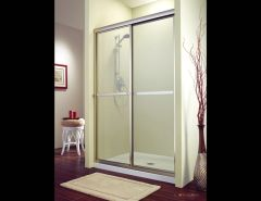 Fleurco Signature Catalina Bypass shower door