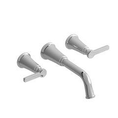 "Bathroom Faucet - Riobel 8"" Wall Mount Tub Filler"