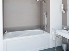 "Mirolin - 60"" Skirted Bath tub"