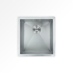 "Vogt Kitchen Sink vienna sink 18Z (17""x17""x10"") Undermount"