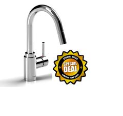Riobel - Bora Kitchen Faucet With Spray