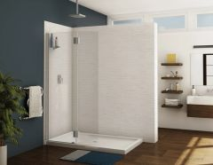 MONACO, MONACO Square top shower shield
