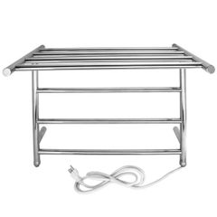 LALOO - Heated Towel Shelf with 3 Bars (NP03)