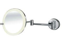 LaLoo 2035H LED Lit Swing Mirror