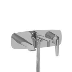 RIOBEL Bathroom Faucet - Venty Wall Mount Tub Filler