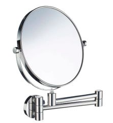 Laloo Wall Mount Swing Mirror - (2016c) 7x Magnification