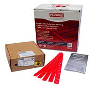 Warmup Loose Cable Underfloor Heating 10' to 13' (NADWS-120-140)