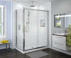 Corner Shower - Fleurco Banyo Shuttle