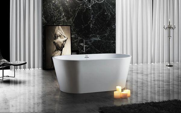 Bagno italia monaco 67 u2013 freestanding tub cornerstone bath & more