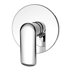 Rubi Bathroom Faucet - RMY77CC Myrto - Rubi Built-in 1/2'' pressure balanced mixer with volume control.
