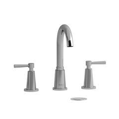 "Riobel Bathroom Faucet Pallace 8"" Wide Spread PA08L"