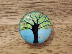 Art Glass No. 90 - fridge magnet