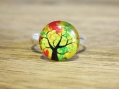Art Glass No. 67 - ring